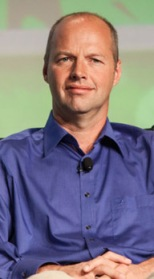 Stanford Professor and co-founder of Udacity, Sebastian Thrun