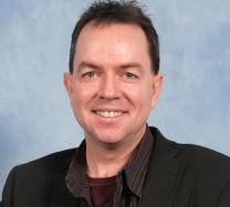 Peter J Scott, Director of the OU's Knowledge Media Institute