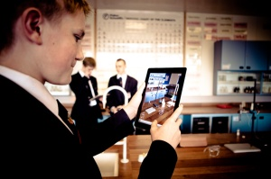 Wallace High School have embedded the tablet in their curriculum (credit wallaceict.net)