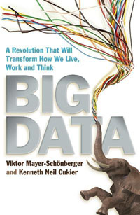 Mayer-Schönberger and Cukier's book charts the explosion of information that digitisation has sparked