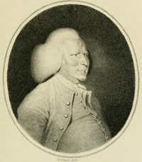 William Shipley by W. Hinks