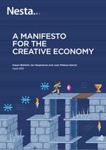NESTA Creative Economy report 2012